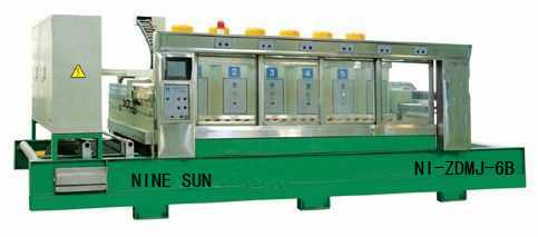 slab polishing machine